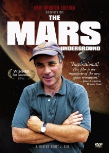 The Mars Underground DVD Cover